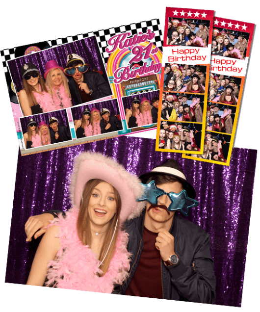 School Prom Photo Booths