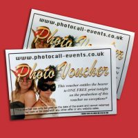 You can give your 2 free photo vouchers as prizes for the Prom King