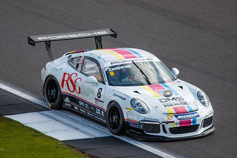 Porsche Cup 2017 Silverstone