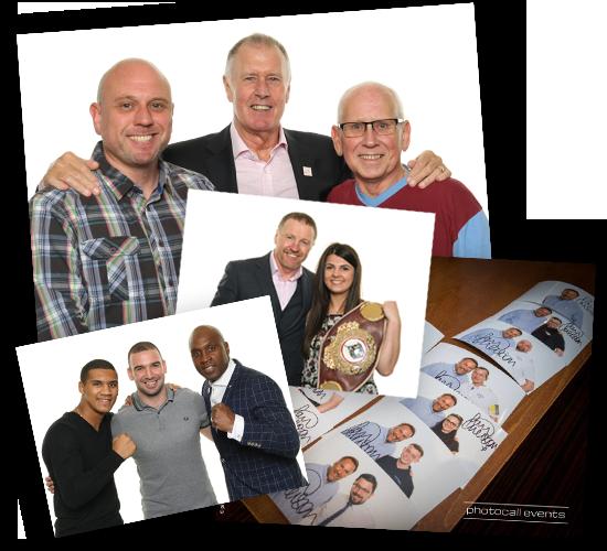 Celebrity Photo montage