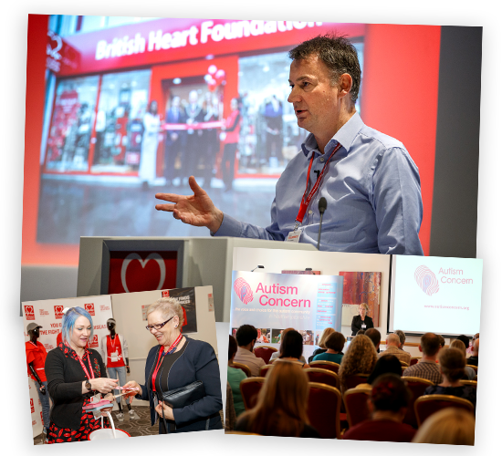 Conference & meeting photography